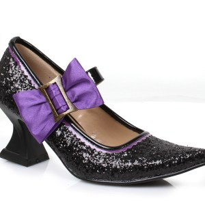 """251-SPOOK, 2.5"""" Witch Shoe Childrens"""