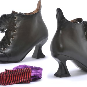 301-ABIGAIL Witch Adult Boots