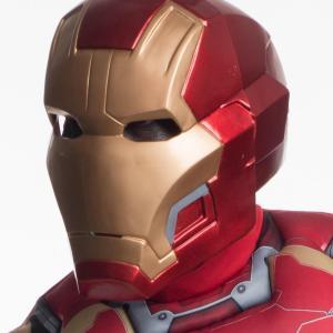 Avengers 2 Mark 43 Iron Man 2 Piece Adult Mask