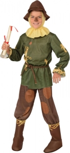 Boy's The Wizard Of Oz Scarecrow Costume