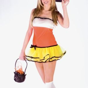 Candy Corn Treat Costume