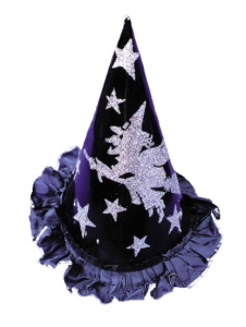 Cardboard Witch Hat