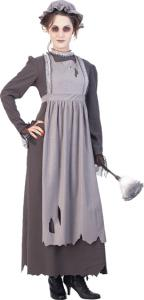 Elsa The Ghost Maid Women's Costume