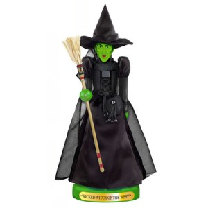 Wizard of Oz Wicked Witch Nutcracker