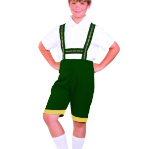 Bavarian Boy Costume