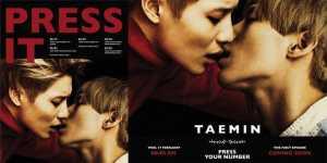 Taemin-PressIt