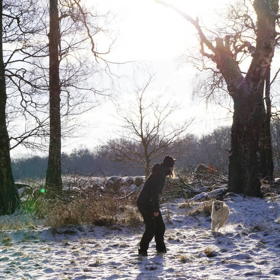Underbara sndag! Medan Johan r ivg i Kalmar s roarhellip