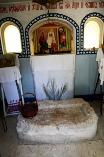 Место встречи Иисуса Христа с Марией и Марфой