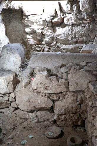 Развалины древнего храма