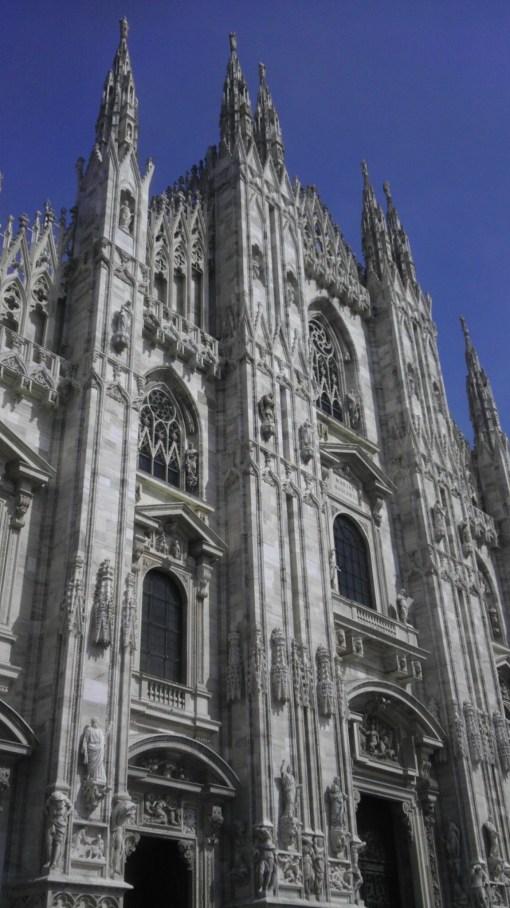 """Mailänder Dom, """"Duomo"""" 2012"""