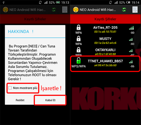"""Android Wifi Hack (Root Gerekli),Android Wifi Hack (Root Gerekli), Download WiFi Hacker ULTIMATE v2.23.95022. No Wifi password can resist. . WiFi Hacker ULTIMATE Wifi is an application whose sole purpose is to test the security of Wifi networks or to recover passwords in seconds. This, needless to say, should only be used on your own networks, because hacking other's"""", wifi hacker ultimate, download wifi hacker ultimate, download wifi hacker ultimate free, wifi hacker, wifi, wifi hacker ultimate apk, android wifi şifre kırma, android wifi şifre kırma rootsuz, android wifi şifre kırma kesin, android wifi şifre kırma 2015, android wifi şifre kırma root, android wifi şifre kırma 2016, android wifi şifre kırma rootlu 2016, android wifi şifre kırma rootsuz 2016, Android Wifi Hack (Kolaylıkla Şifre Kırma),"""