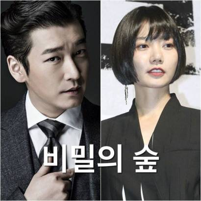 Image result for Secret Forest korean drama