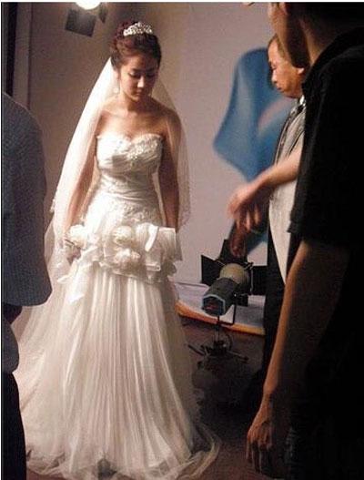 Choi Song-hyun in a wedding dress @ HanCinema :: The ...