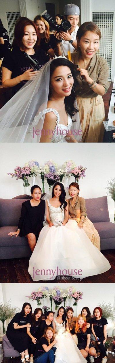Han Go-eun in a wedding dress @ HanCinema :: The Korean ...