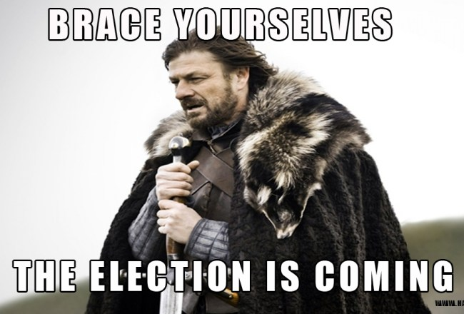 ELECTION IS COMING
