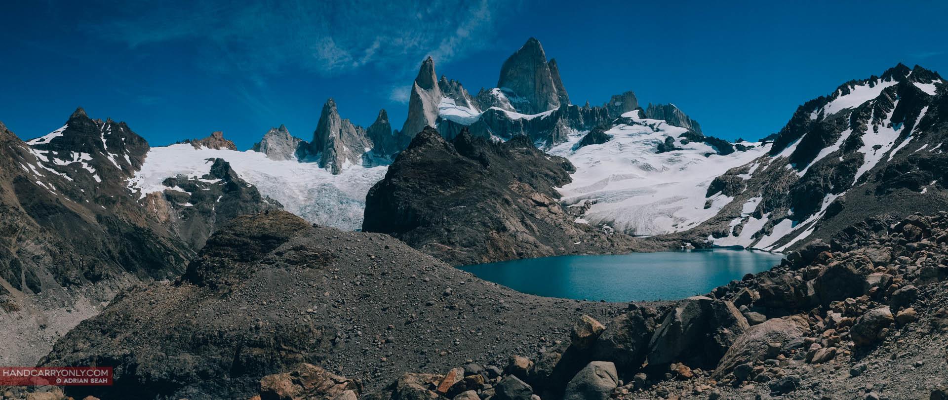 fitz roy patagonia argentina