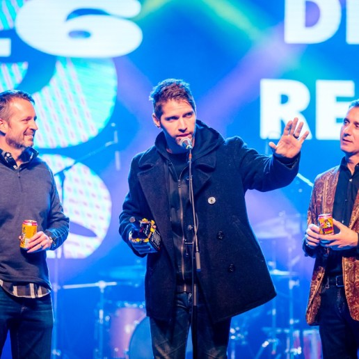 """Hand Drawn Records: WINNER: """"Best Label"""" 28th Annual Dallas Observer Music Awards 2016 // Photo by Ed Steele"""