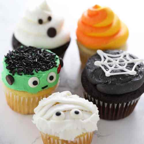 Medium Of Pictures Of Cupcakes