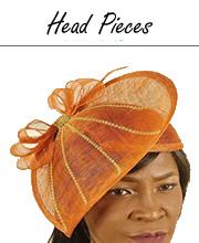 head pieces
