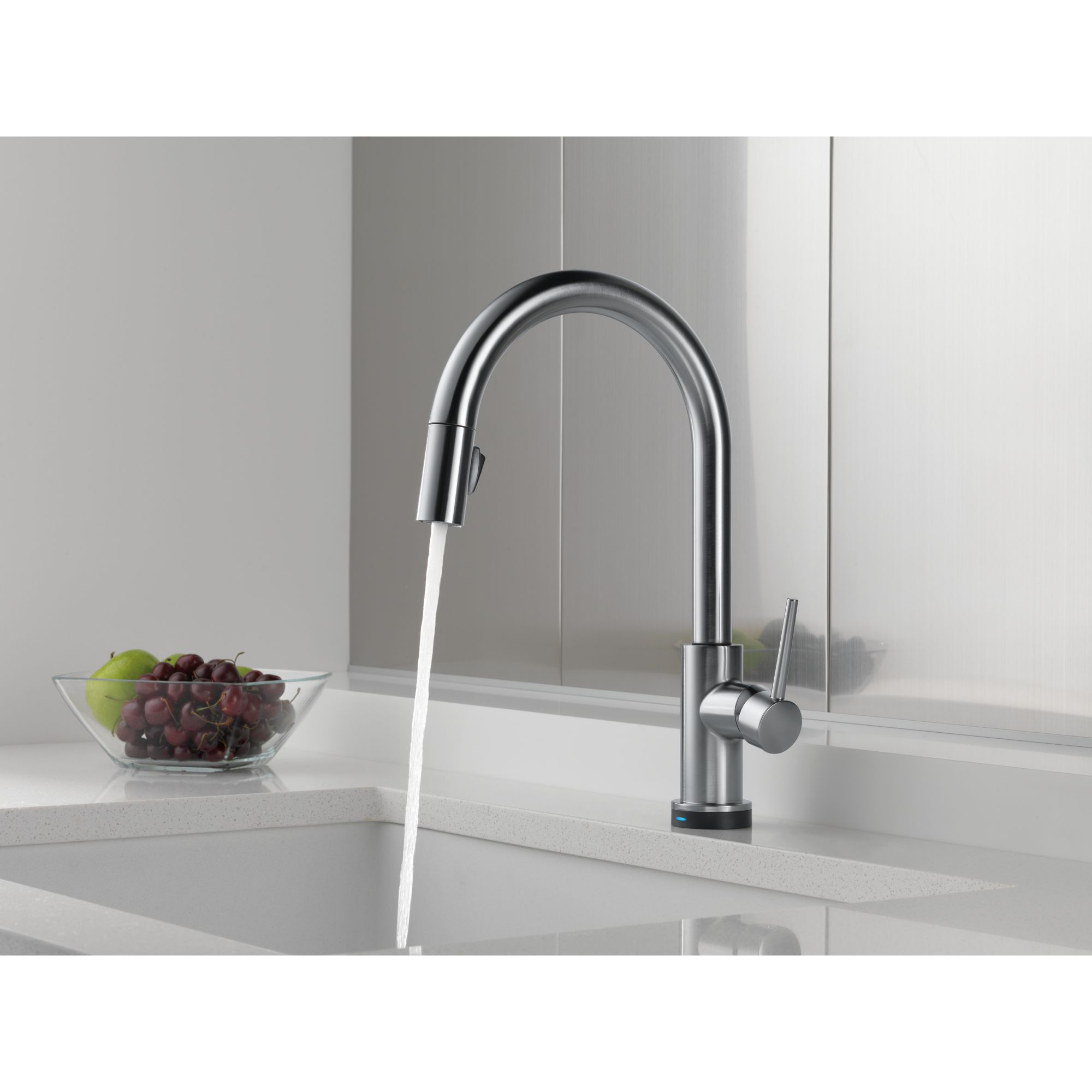 kitchen bathroom faucets all on sale in july kitchen faucet sale Delta Trinsic Single Handle Pull Down
