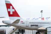 Swiss har lansert rutene hvor CS100 vil operere på