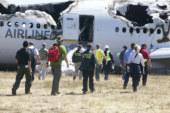 Asiana betaler erstatting til San Francisco etter flykrasj i 2013