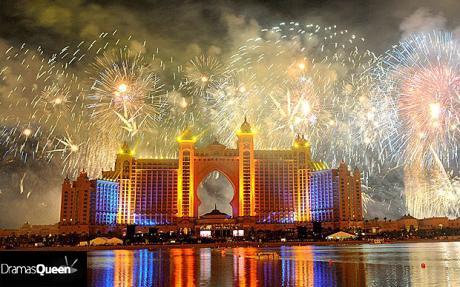 Dubai-Atlantis-World-Largest-Fireworks-Display-on-New-Year-2014
