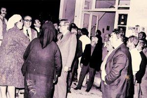 Περιοδεία Πολυχρόνη Πολυχρονίδη 1974