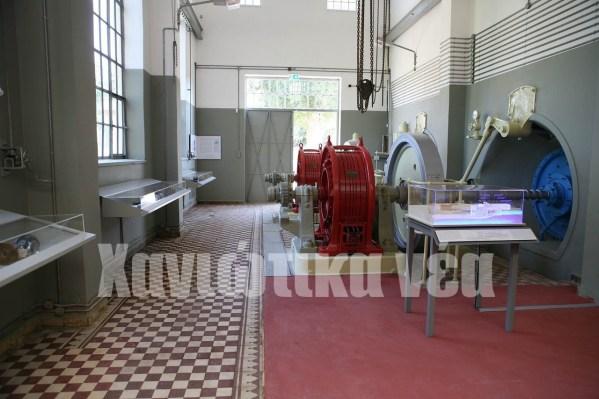 Το παλιό εργοστάσιο λειτούργησε έως το 2008 και σήμερα έχει μετατραπεί σε βιομηχανικό μουσείο.