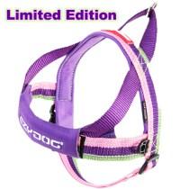 EZYDOG Quick Fit Harness Medium Bubblegum