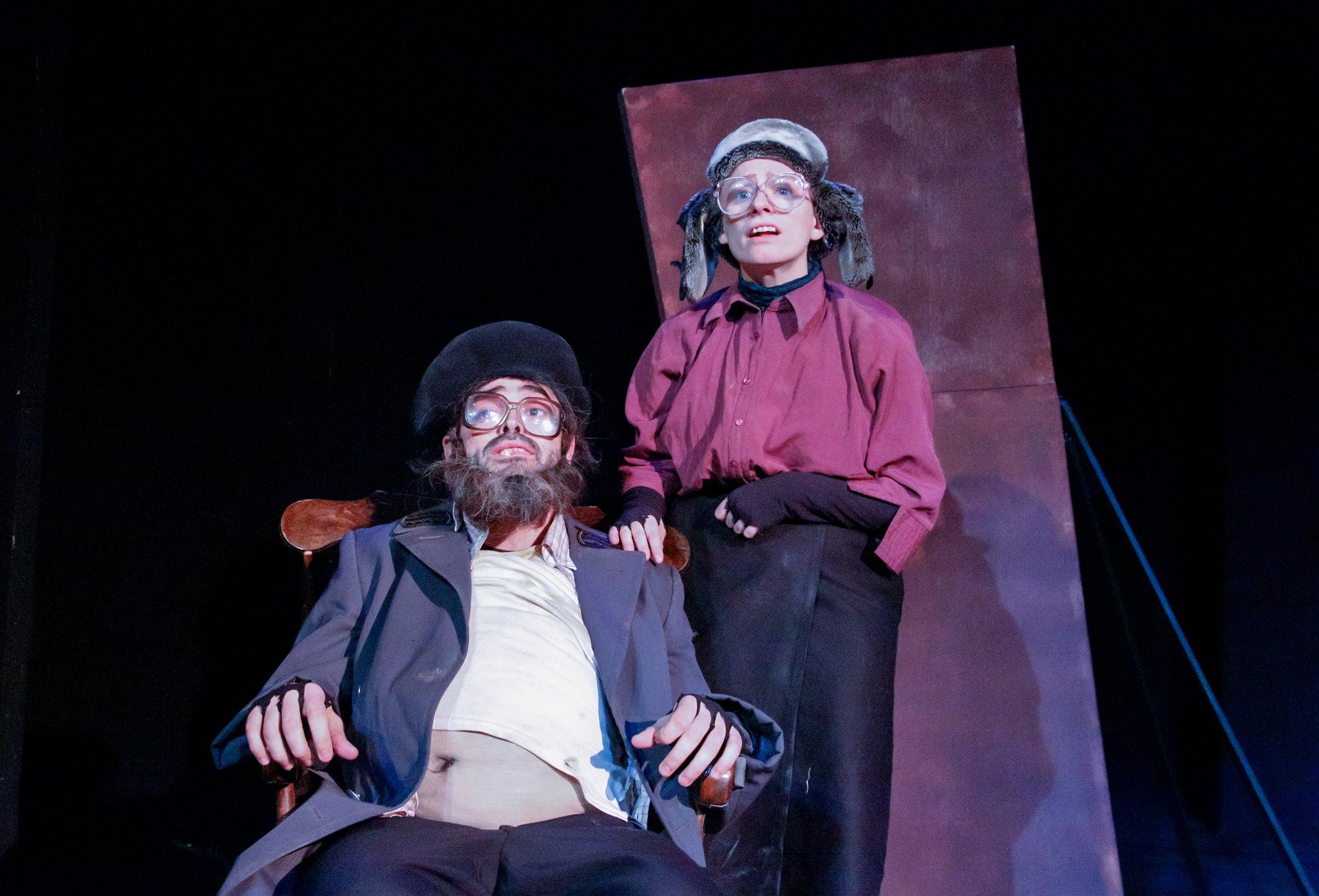 Boris & Ingrid, 2theatre