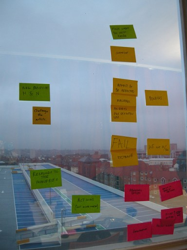 stage 1 post its