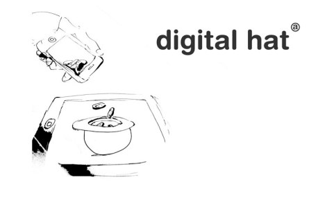 digital hat image