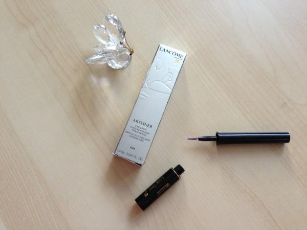 Lancome eyeliner
