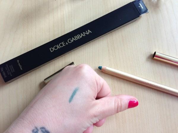 Dolce & Gabbana eyeliner