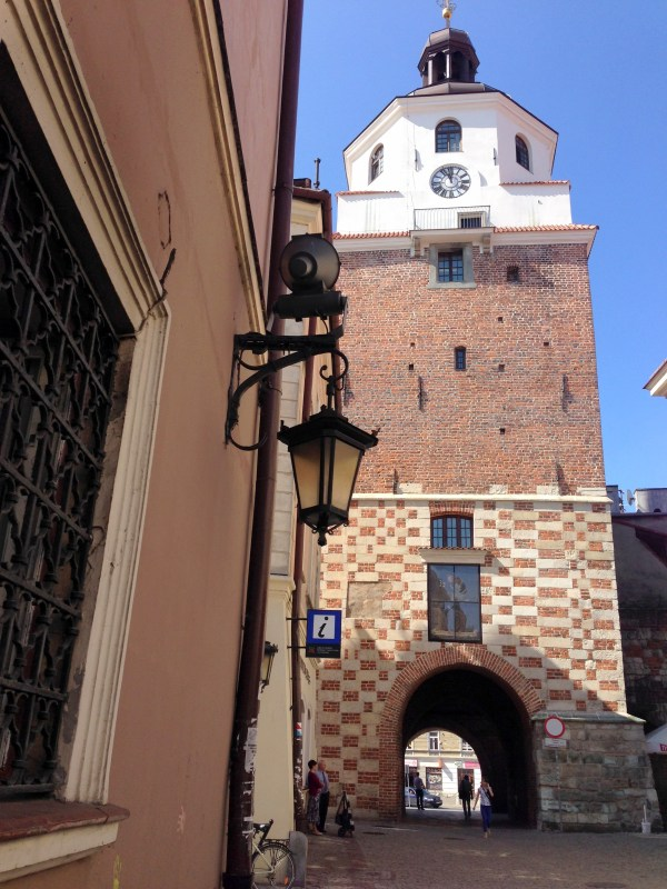 Lublin Cracow Gate