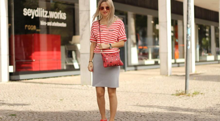 Das letzte sommerliche Outfit