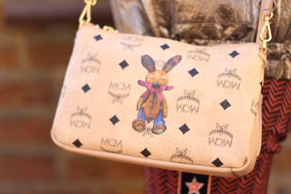 Modeblogger aus Hannover, MCM Rabbit Tasche, Fashion Blogger, Promod Jacke