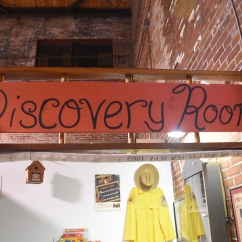 Discovery Room Sign