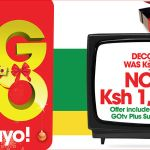 GOtv decoders are now Ksh. 1,799 in preparation for digital migration
