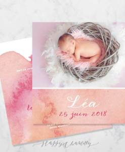 faire-part-naissance-peinture-aquarelle-rose-peche-fille