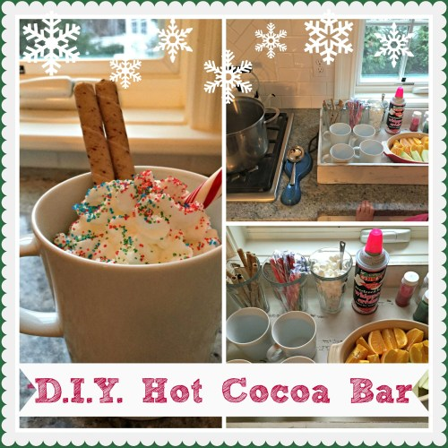 Medium Of Hot Chocolate Bar