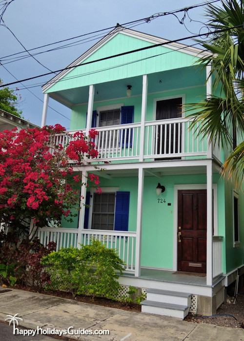 Key west style homes a photo essay for Key west style homes