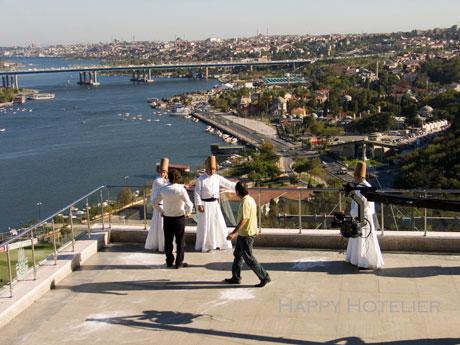 Istanbul View Golden Horn