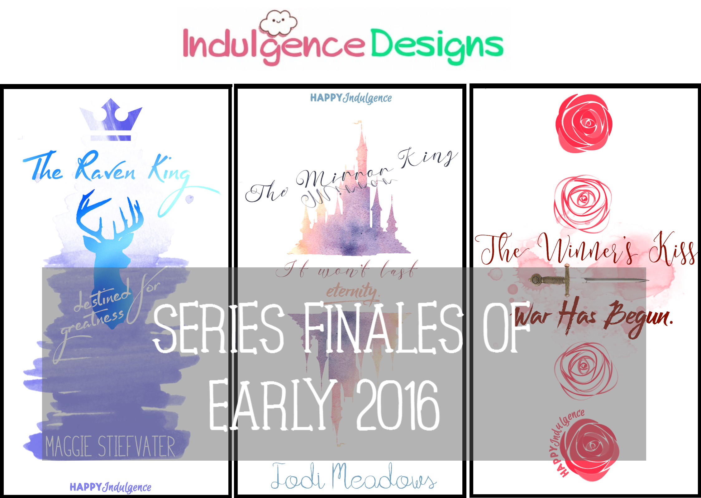 Indulgence Designs #2: Series Finales of Early 2016