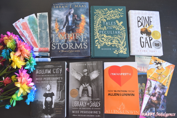 Indulgence Insider #59 – Cultural Diversity Recs, Book Haul & EOS Poster