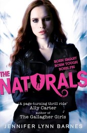 The Naturals by Jennifer Lynn Barnes: Profiling in the FBI