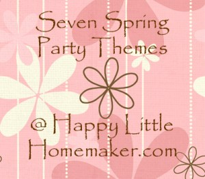 spring-party-theme