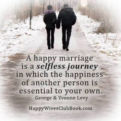 A Happy Marriage