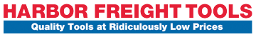 Harbor Freight Tools Discount Tool & Hardware Store